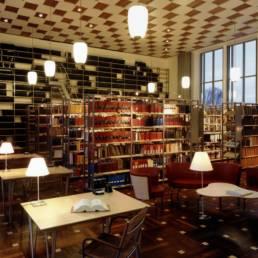 Bibliothek Bundesrechnungsbehörde